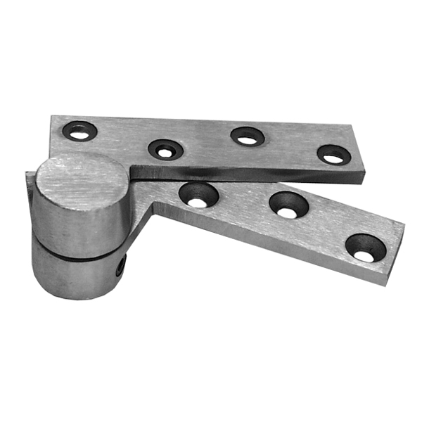 Brookline 1233s Stainless Steel 3 4 Quot Offset Pivot Set