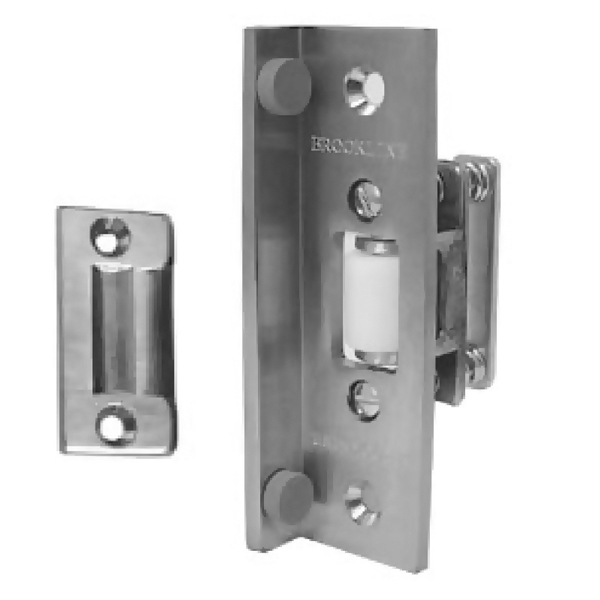Brookline 1347 Heavy Duty Roller Latch With Angle Stop