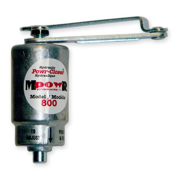 Mpowr Mp 800 Light Duty Rotary Door Closer Epivots Com