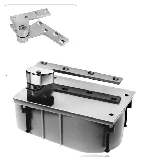 rixson 27x1-1/2 offset hung concealed door closer package