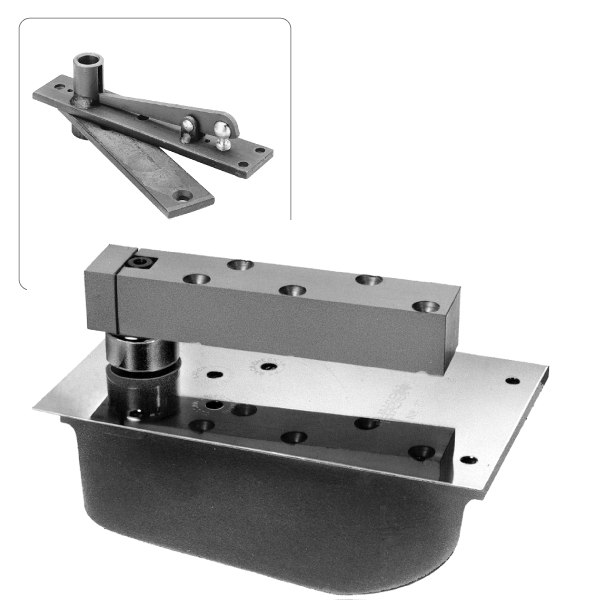 H28 Rixson Center Hung Heavy Duty Door Closers Package