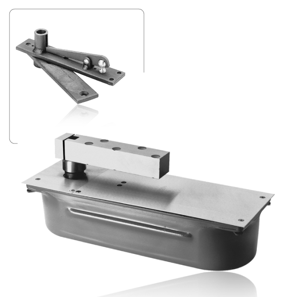 High Quality Rixson H40 Heavy Duty Center Hung Closer Package