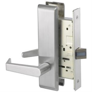 8801FL Mortise Lever Lockset