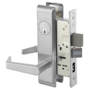 8847FL Mortise Lever Lockset