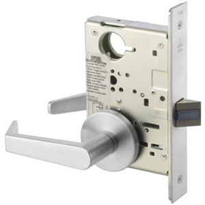 8801FL Mortise Lever Lockset with Rose