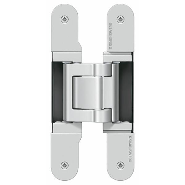 TECTUS TE 541 3D FVZ Simonswerk Rustic Umber Concealed Door Hinges,