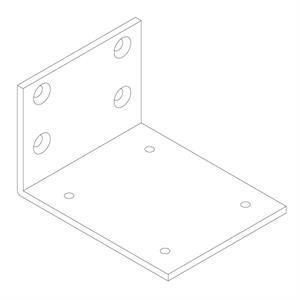 7805 Side Jamb Mounting Bracket