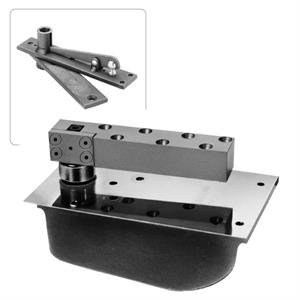 H28x587 Heavy Duty Floor Closer Package