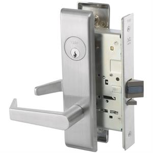 8808FL Mortise Lever Lockset